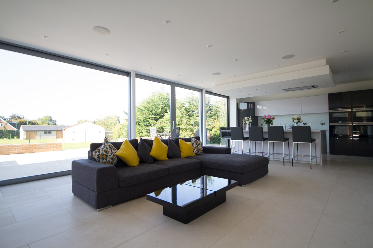 Case Study - Modern Country Residence
