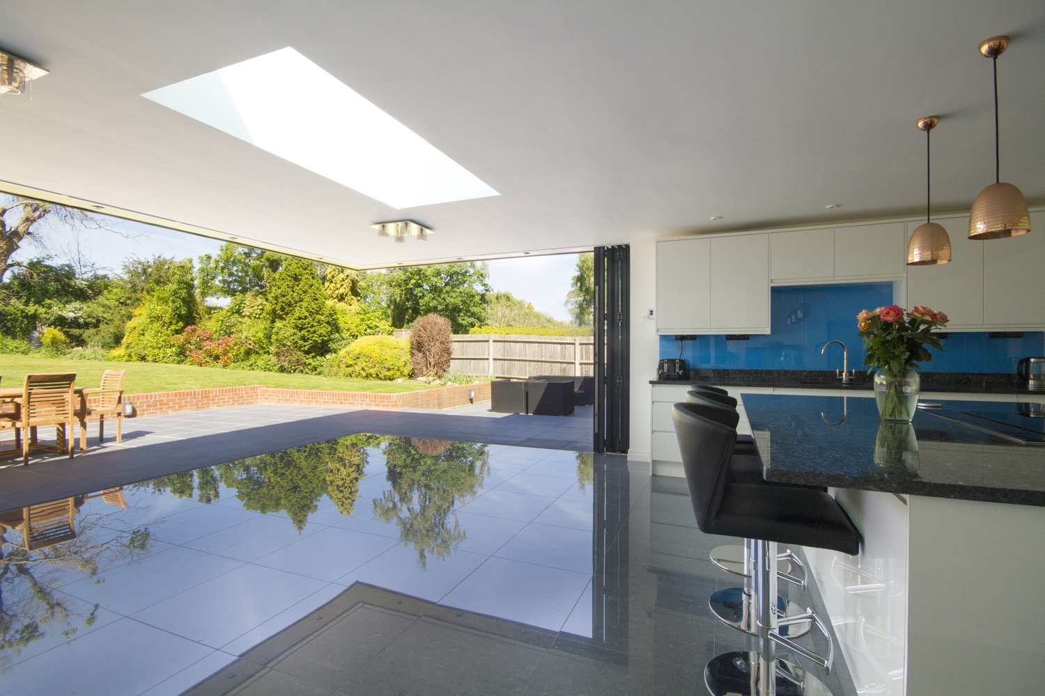 Case Study - A stunning Surrey kitchen