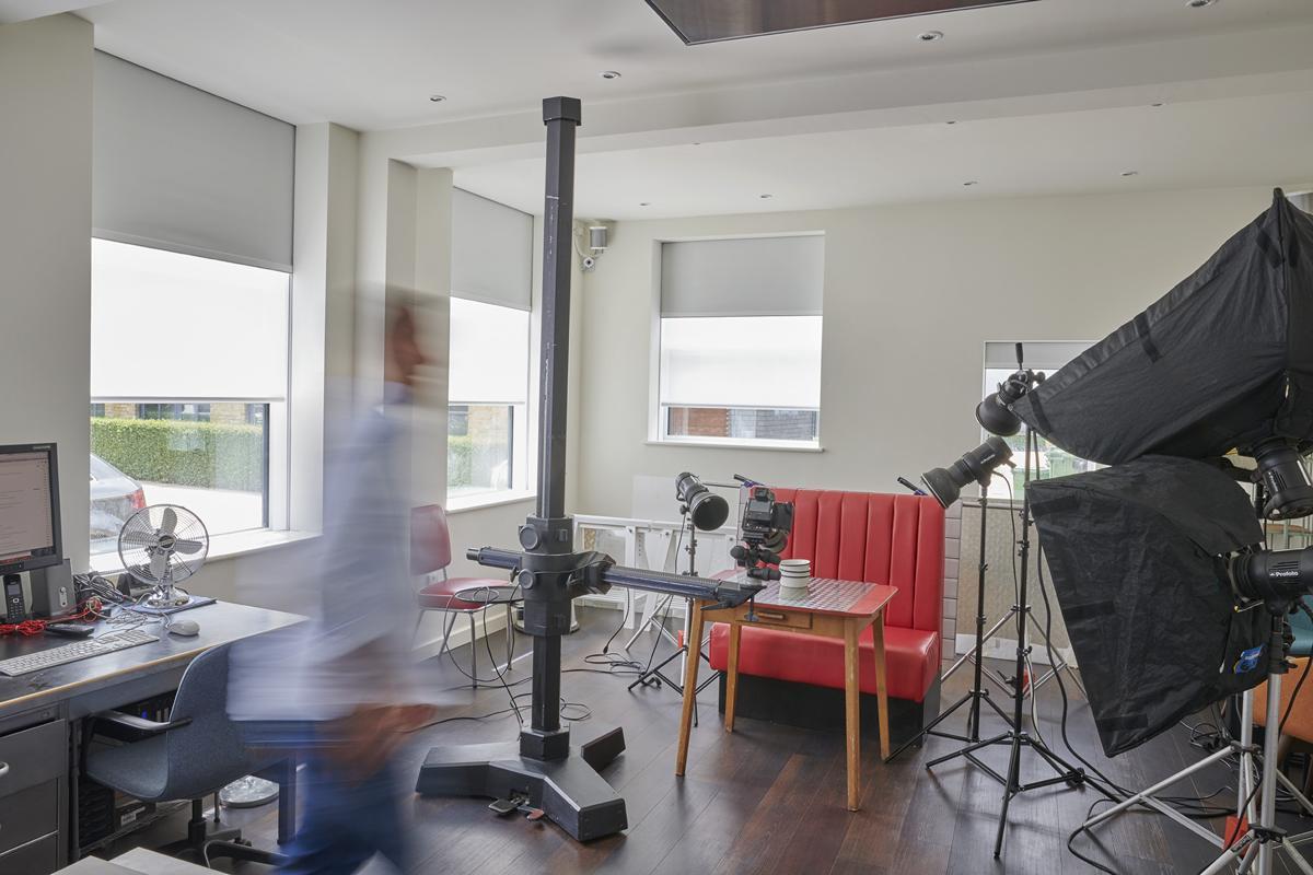 Case Study - Photographic Studio