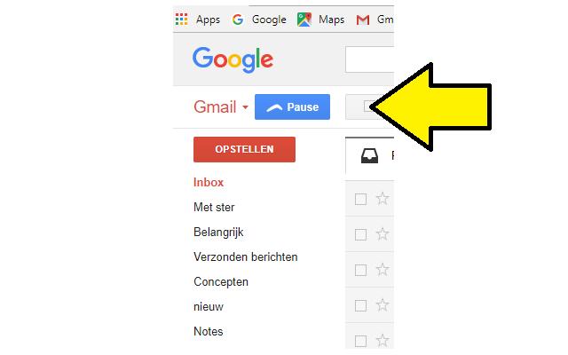 gmail pause knop met wit met pijl.png