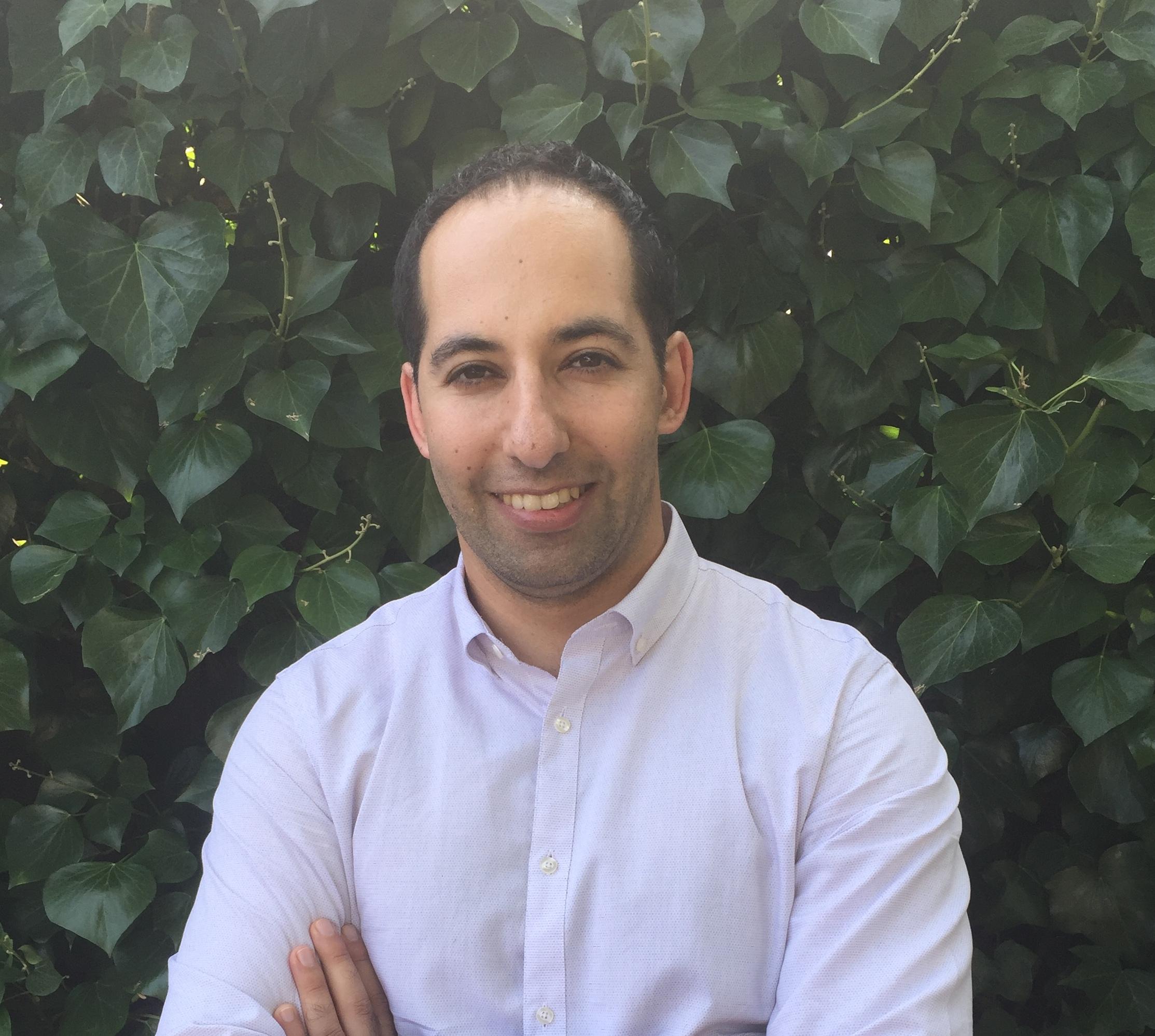 Paediatrician Dr Jonathan (Yoni) Ajzner