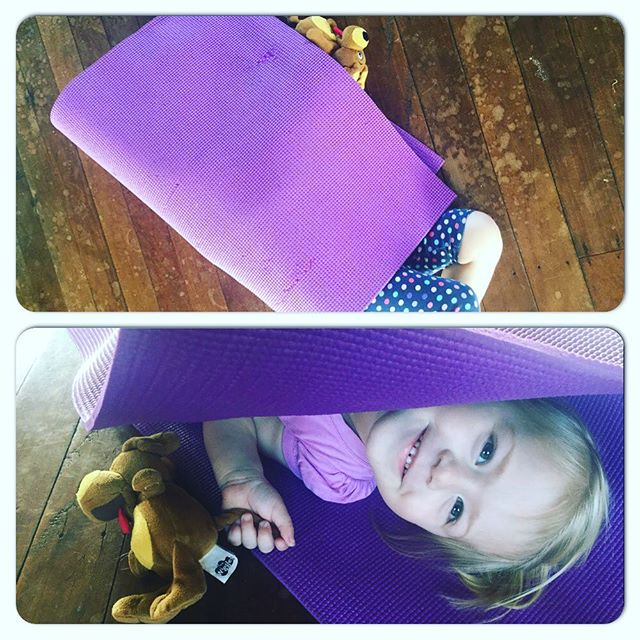 Don't forget to join us for our Little Yogies class tomorrow morning! 9:30-10am upstairs at the Wilston Uniting Church Hall. Look forward to seeing you there! 🙏🏻 #kidsyoga #breathing #poses #movement #music #games #fun #meditation #relaxation