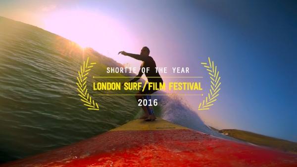 call me peg leg london surf festival shortie winner