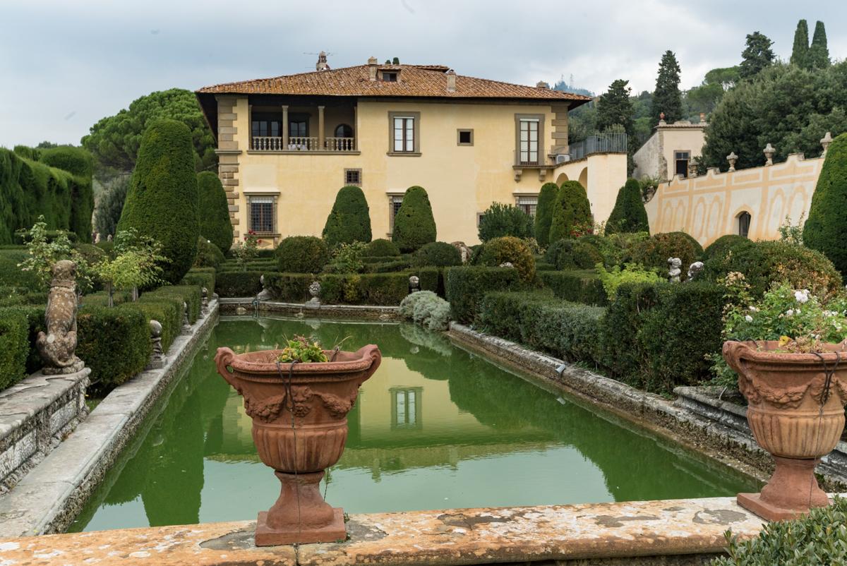 The Villa Gamberaia