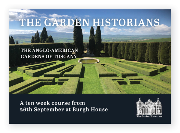 The Anglo-American Gardens