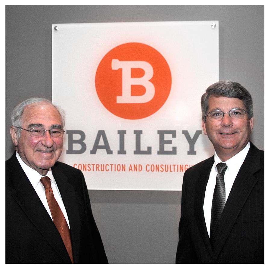Gus Vratsinas and Bob Bailey