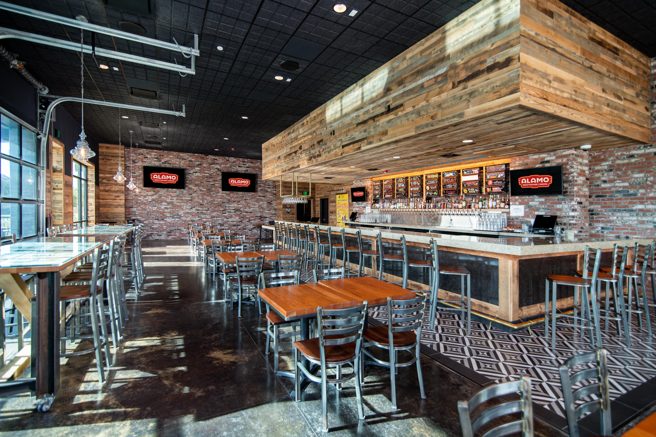 Alamo Drafthouse - NORTH RICHLAND HILLS, TXCompleted April, 2019