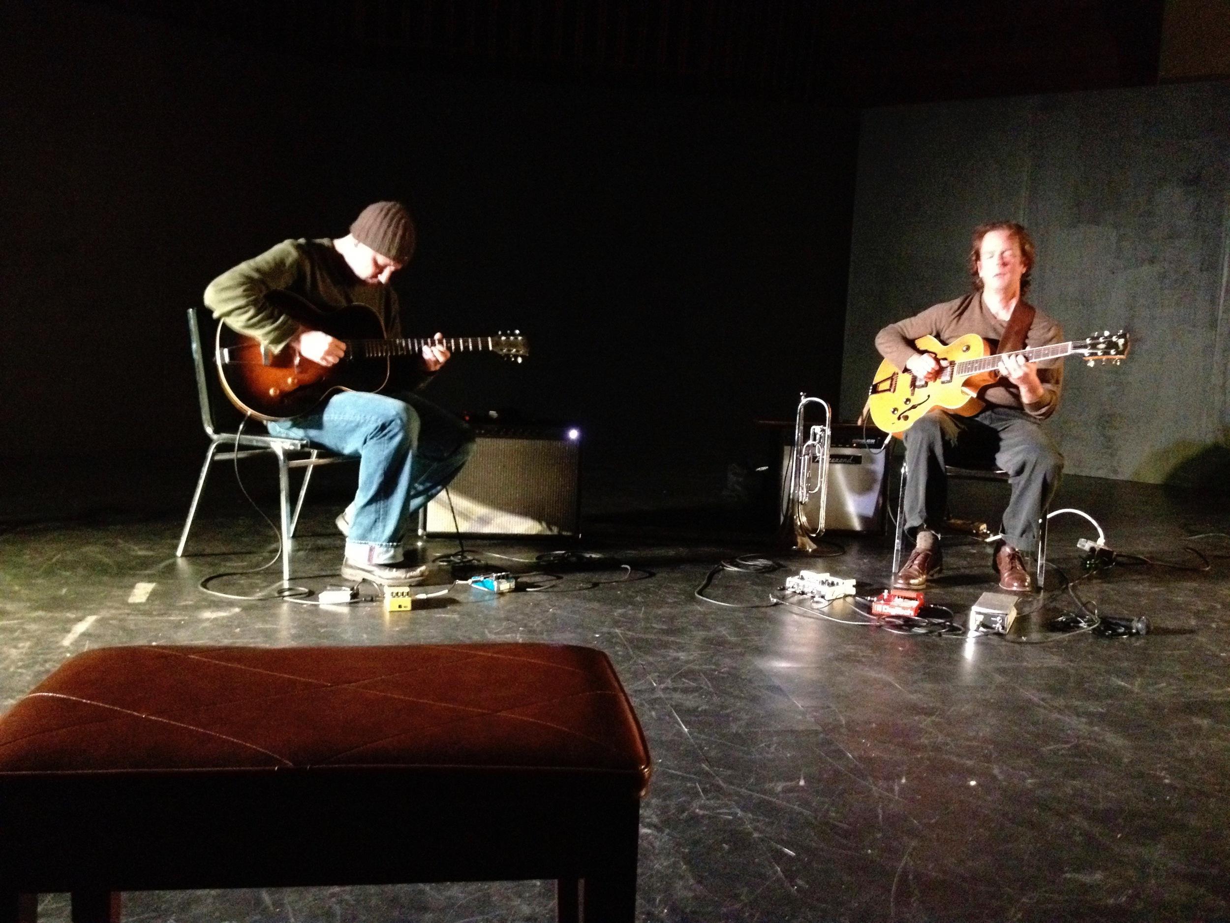 Ken Aldcroft and Joel Leblanc