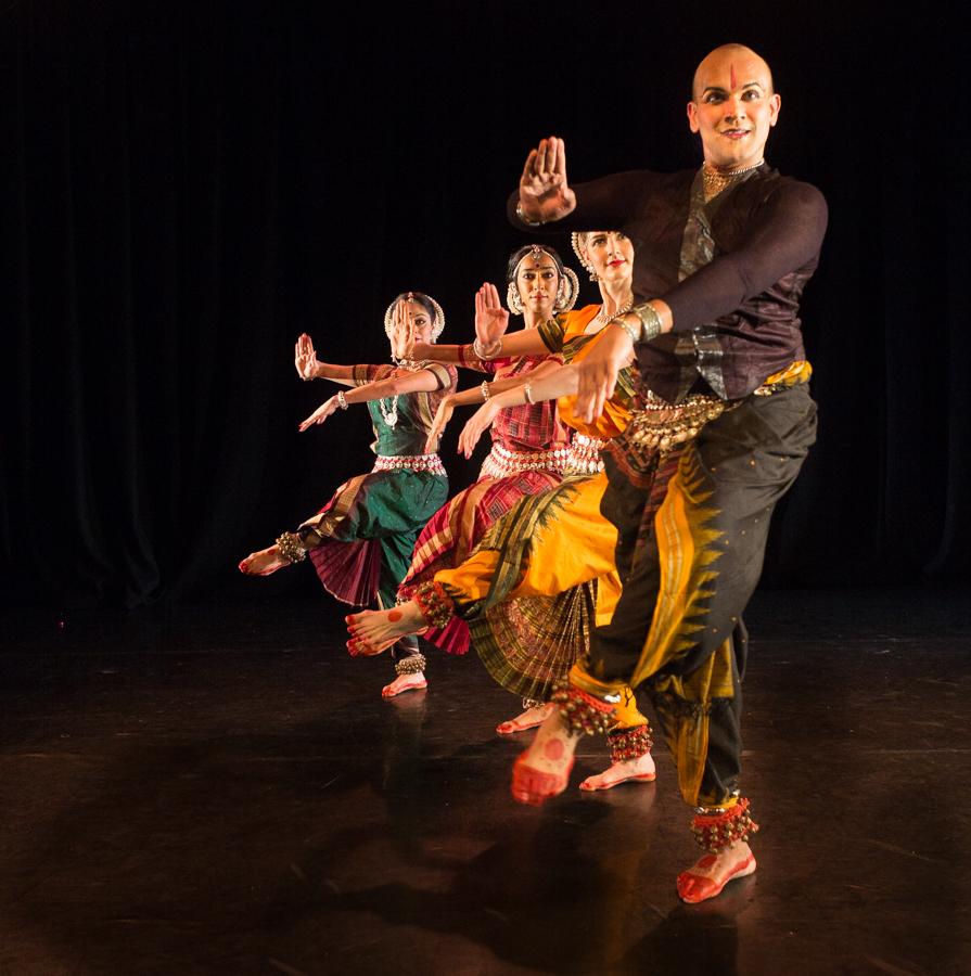 Odissi Ensemble - Shakti, December 2015