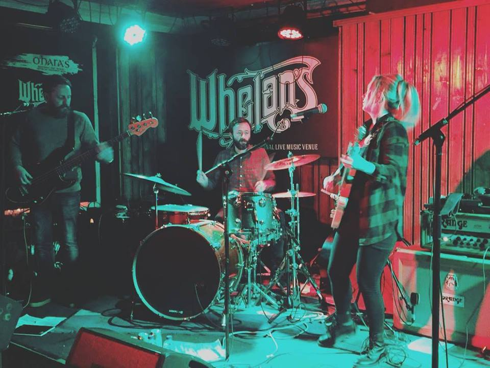 Live at Whelan's, Dublin, November 2017