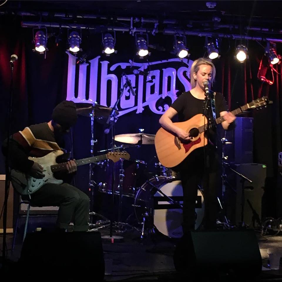 Main stage, Whelans, Dublin, October 2018