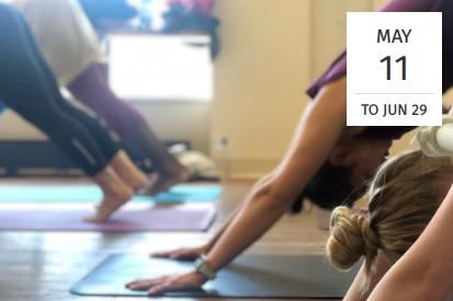 Summer Sunrise Series: Yoga Fridays