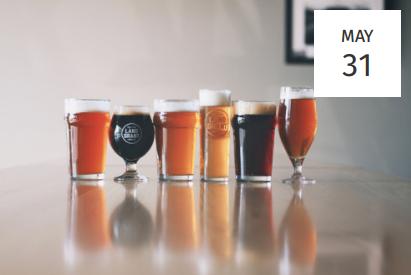 Beer Tasting + Land Grant Brewing