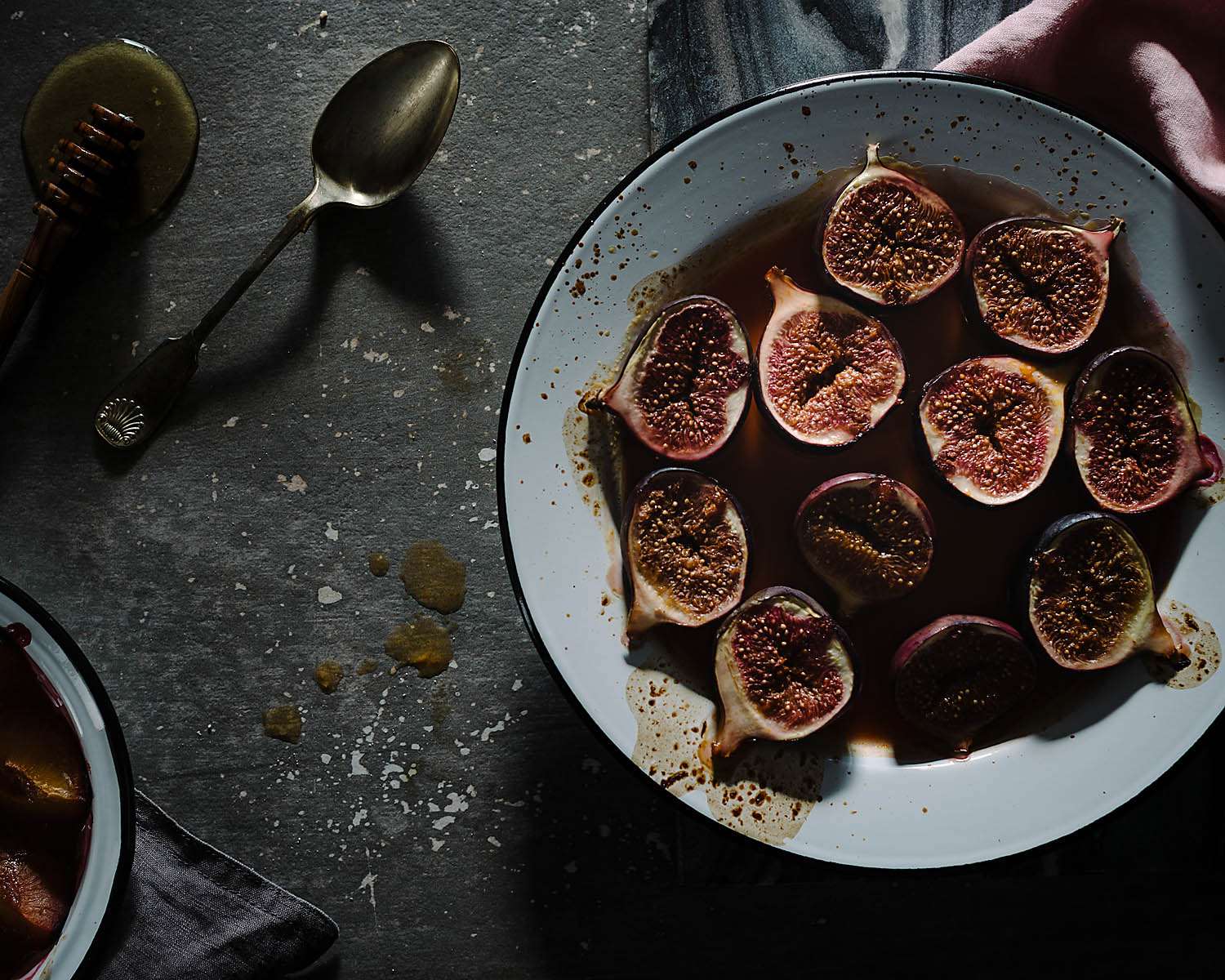 Delicious fig and almond tart recipe