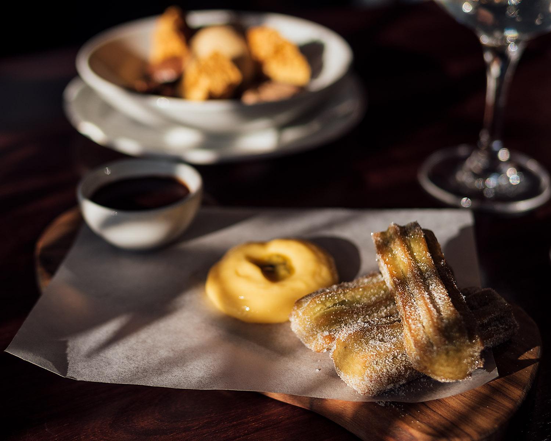 More desserts at Otro restaurant