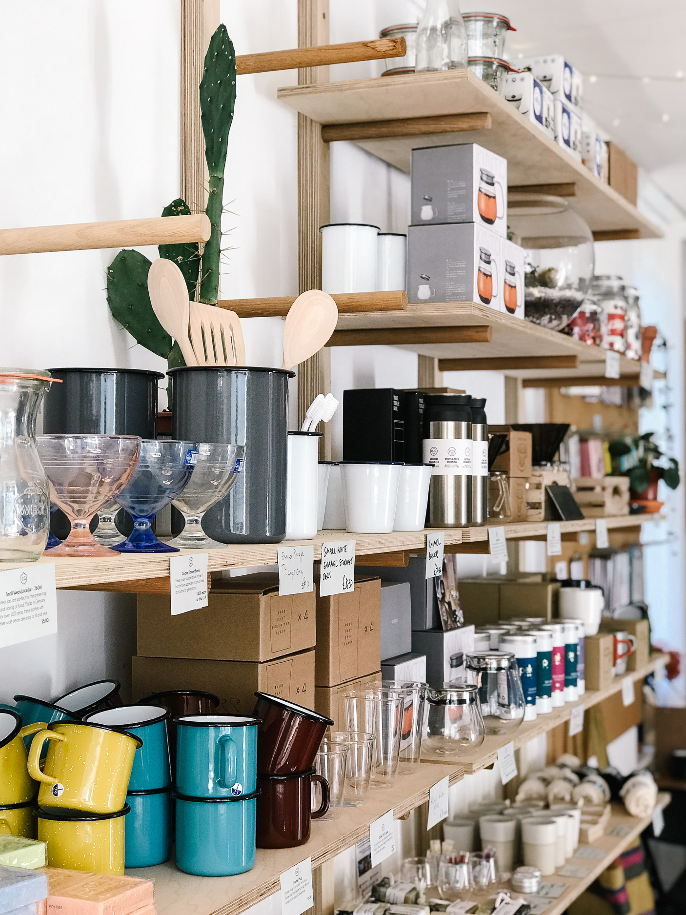 Century General Store homeware selection, Edinburgh