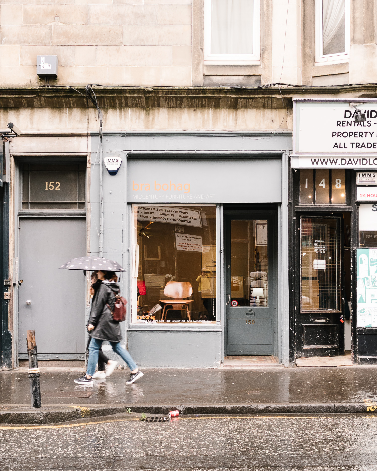 Bra Bohag, retro and vintage Scandinavian furniture in Edinburgh
