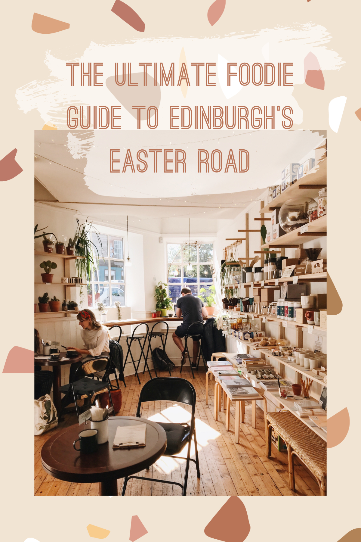 The ultimate foodie guide to Edinburgh's Easter Road | www.travelswithmyphone.com