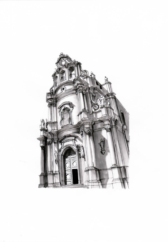 Chiesa di San Giuseppe - Ragusa