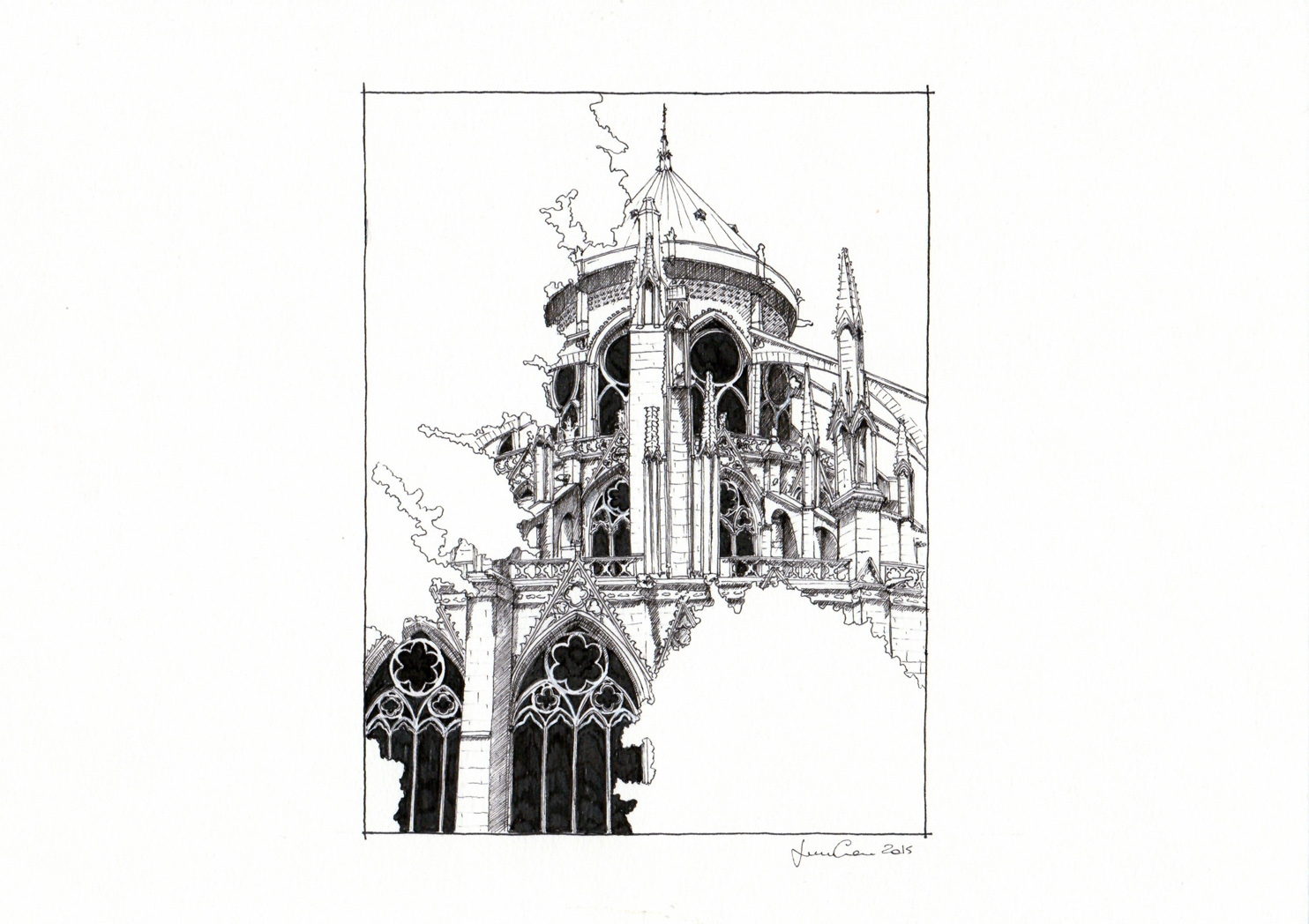 Cattedrale di Notre-Dame - Parigi