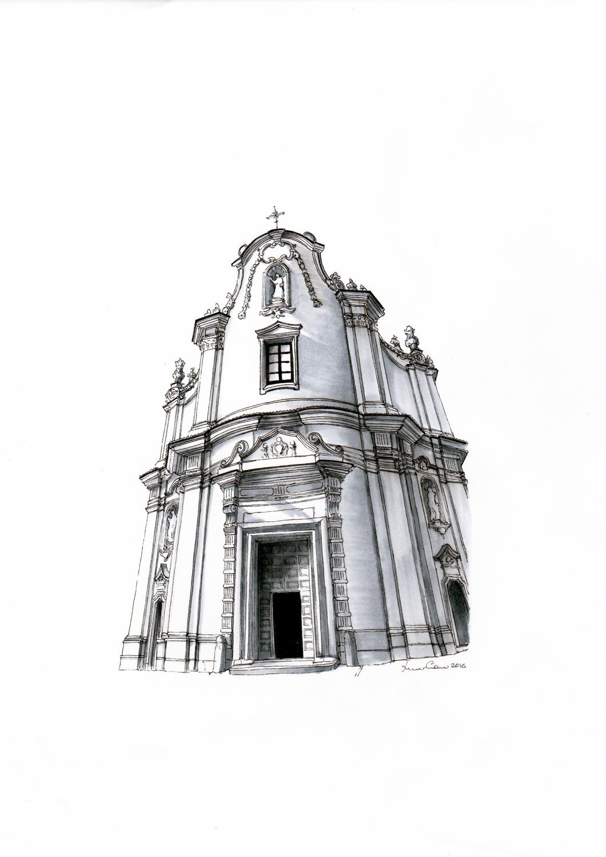 Chiesa del Purgatorio - Matera