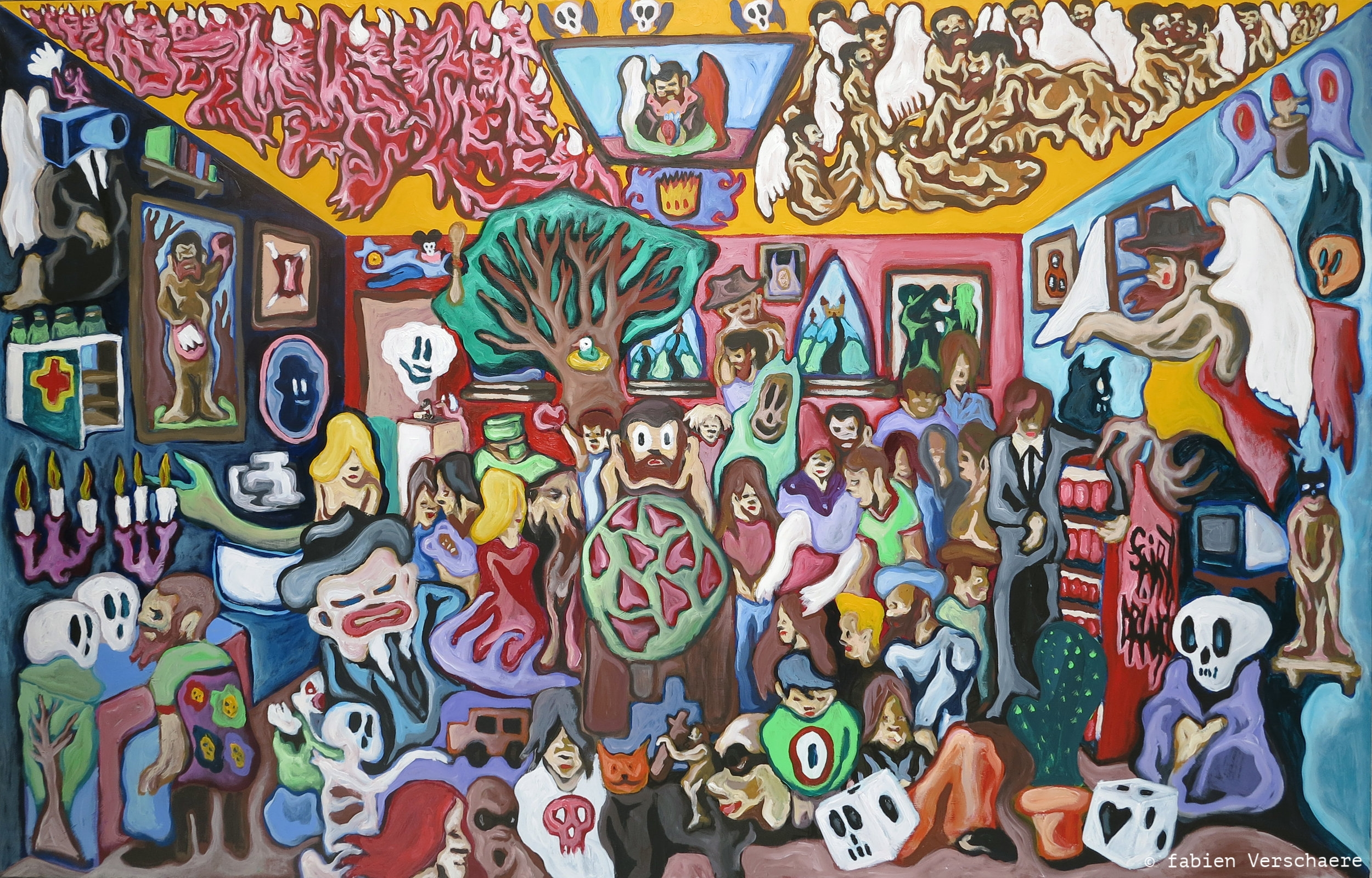 2385- Together in the Fairy Tales 130 x 195 cm - 2013.jpg