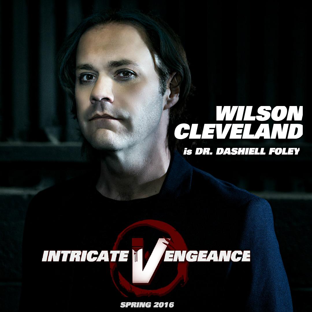 WILSON CLEVELAND AS DASHIELL FOLEY
