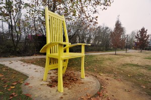 Sitting Tall by Josh Coleman