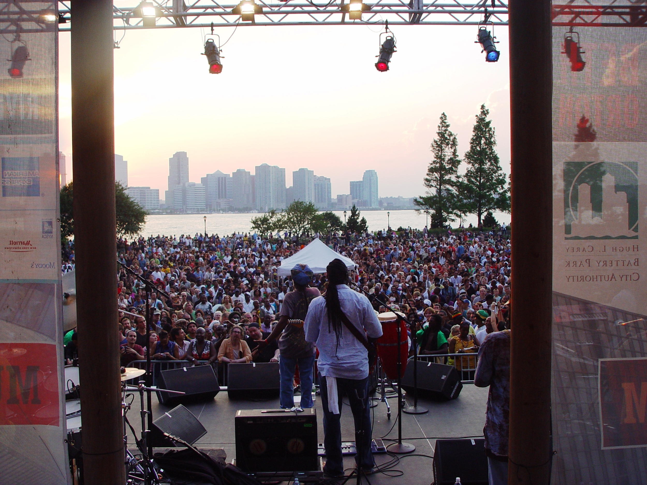 Battery Park City Authority Summer Concerts 2010
