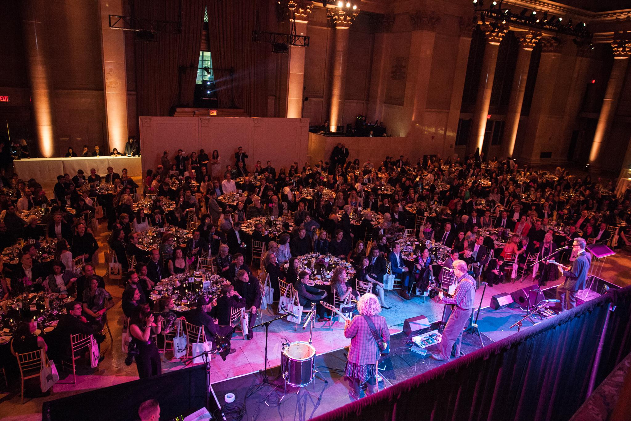 The Kitchen Spring Gala Benefit 2015