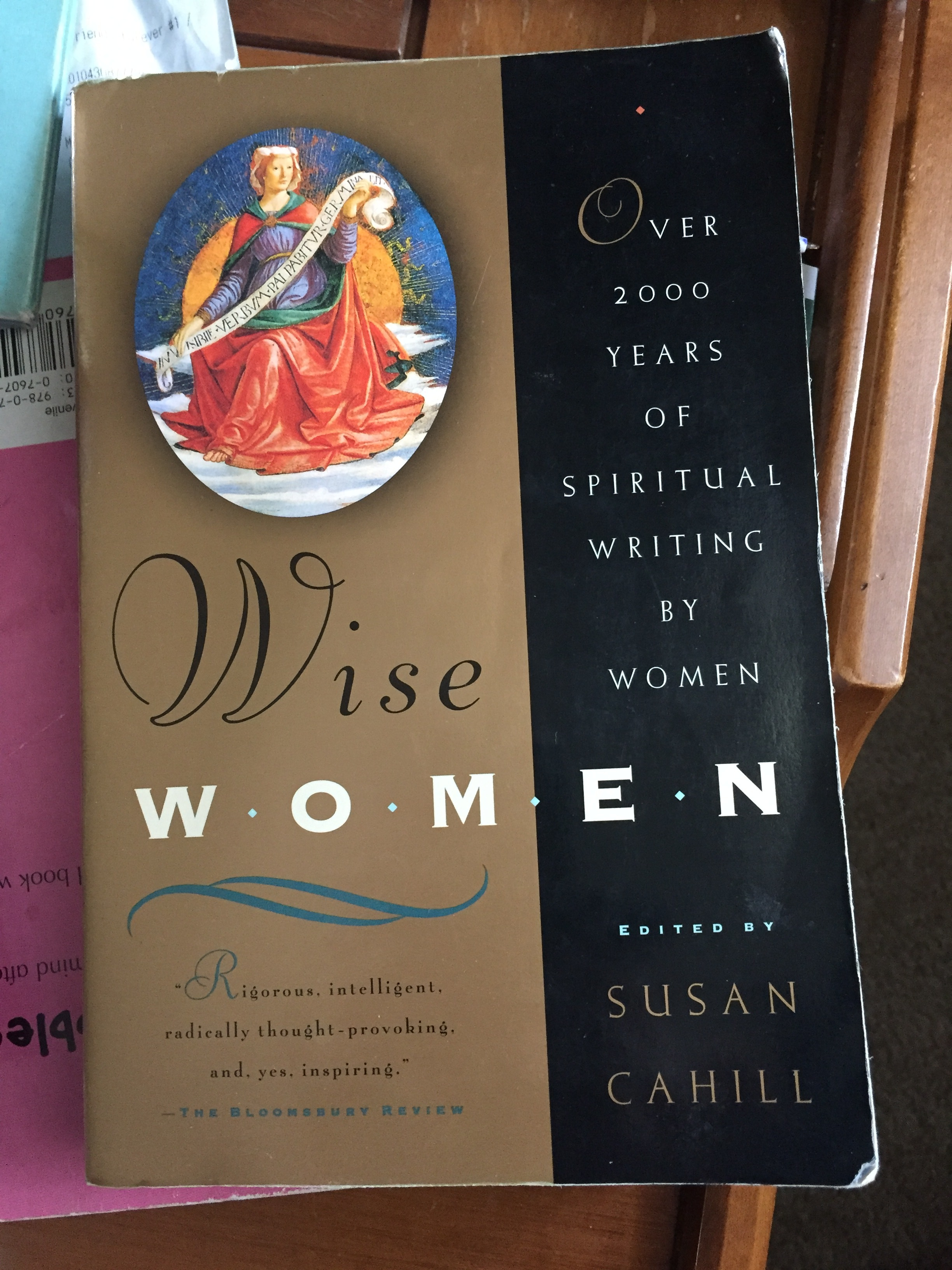 Some of the writing in this book is by Beguine women.