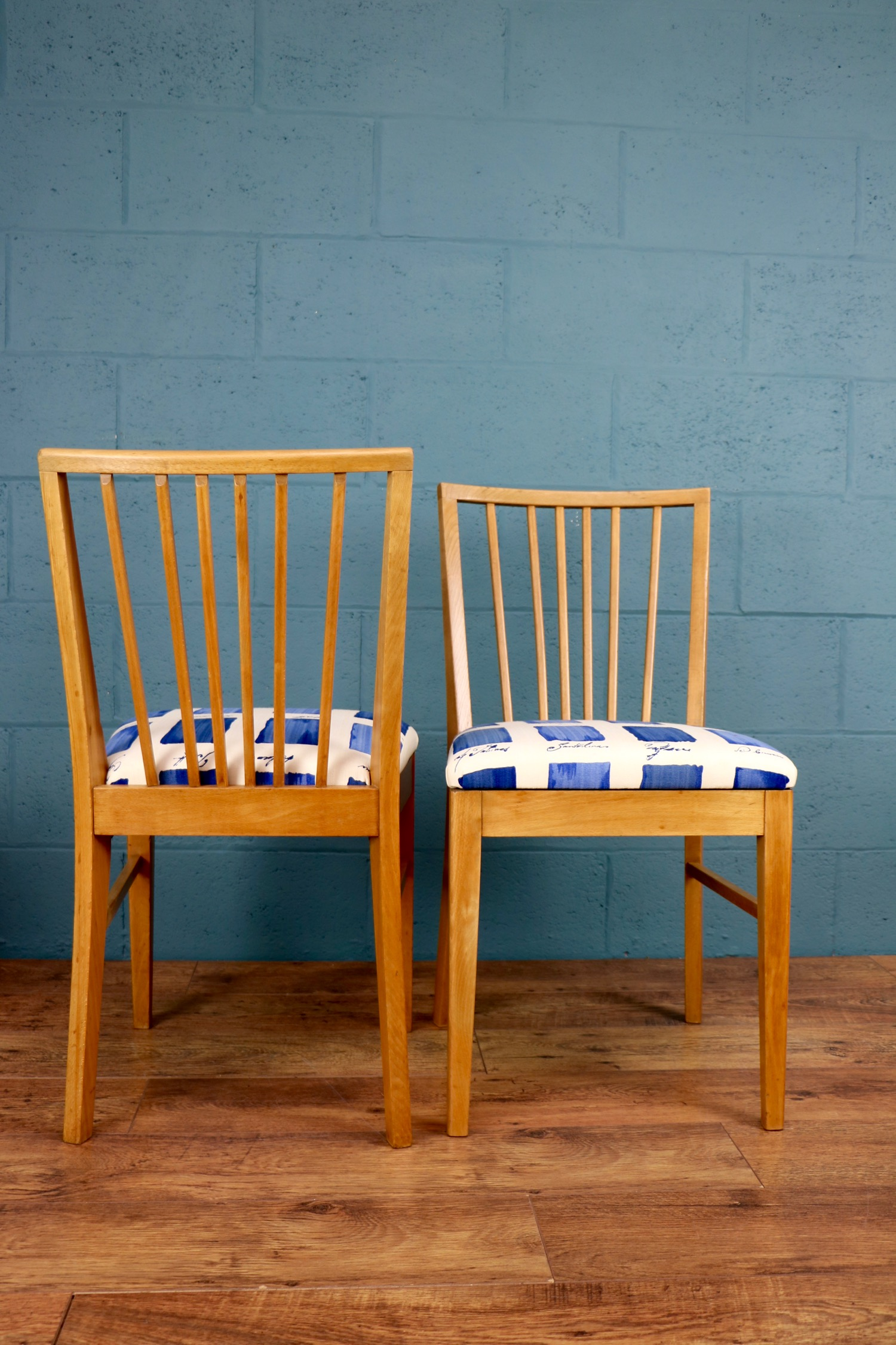- Chairs have arrived today. Perfect and SO beautifully packed.Thank you!Tina, Devizes