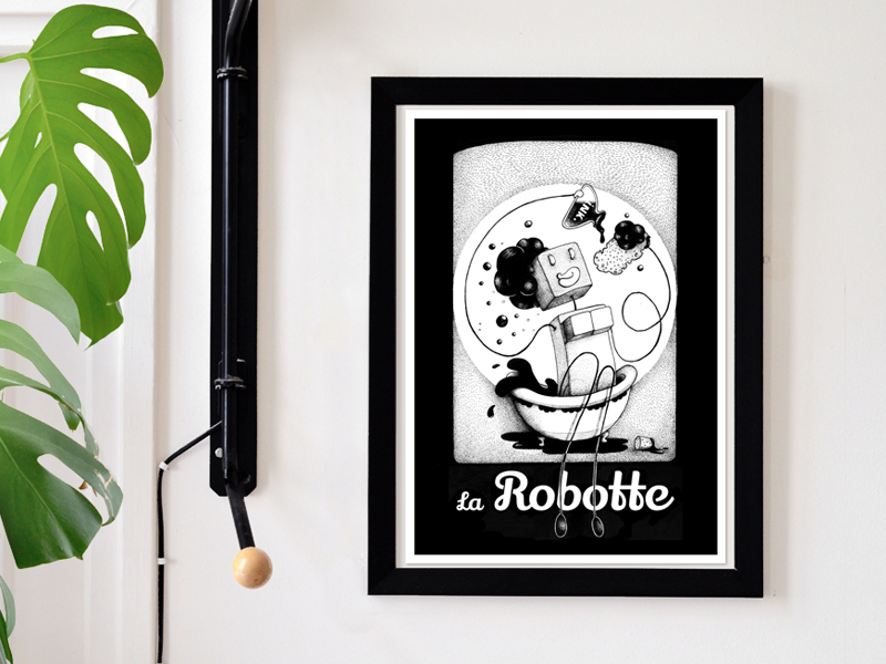 LA ROBOTTE
