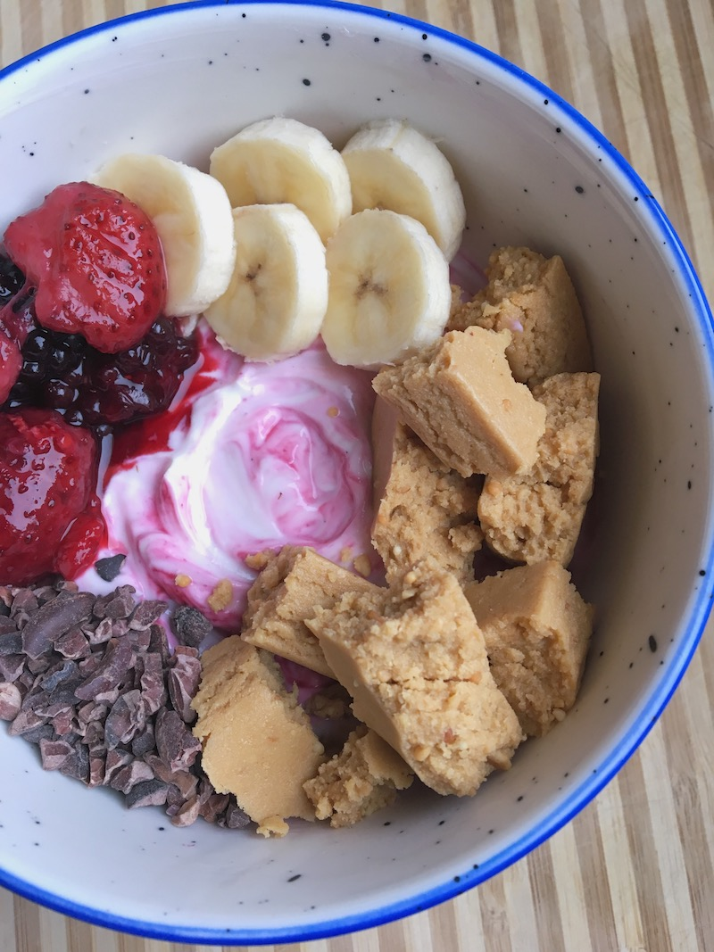 Peanut butter and jelly inspired breakfasts that make me feel nostalgic for my childhood