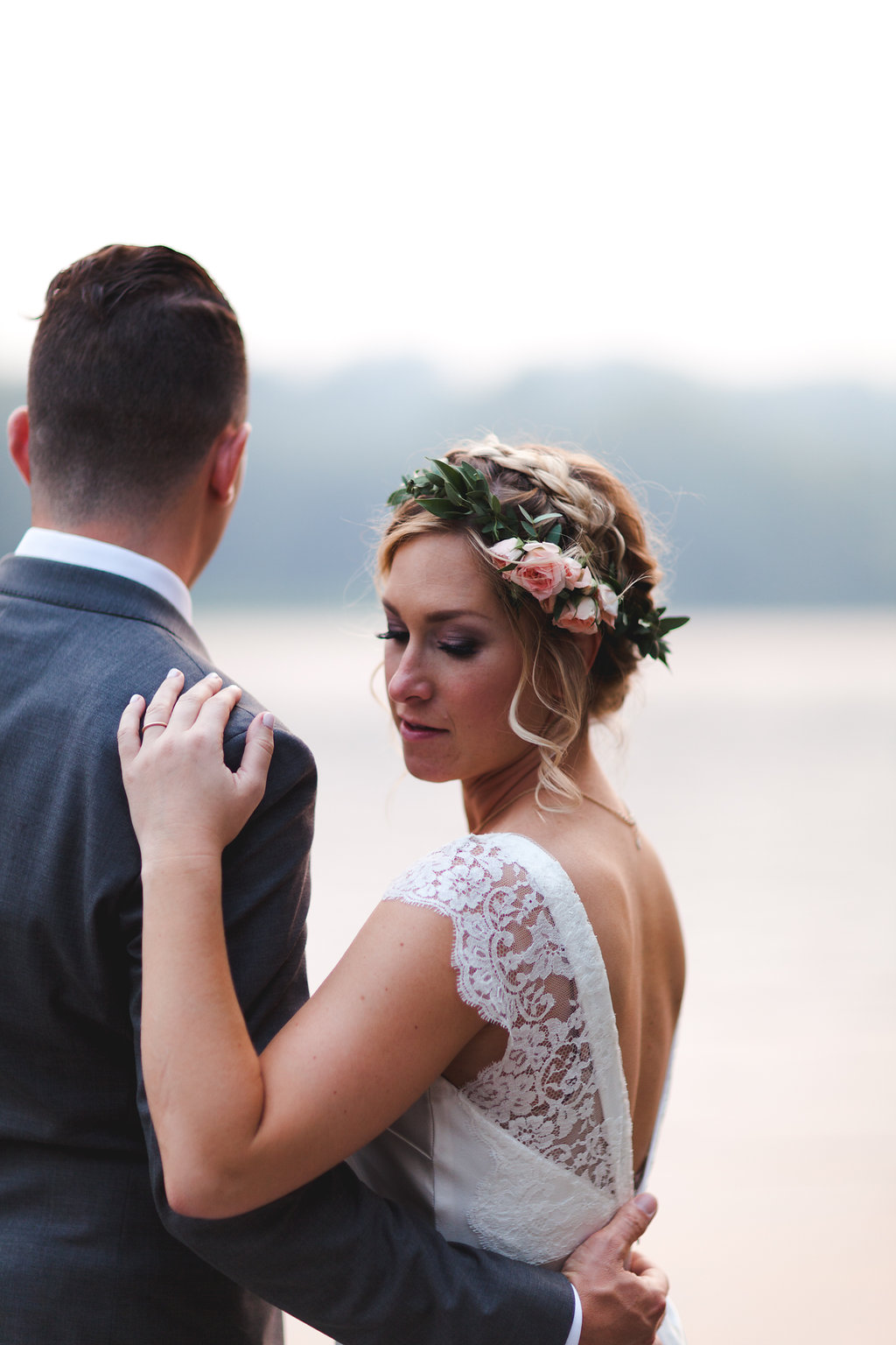 Bridalbliss.com | Portland Wedding | Oregon Event Planning and Design | The Handmade Fischers | Zest Floral
