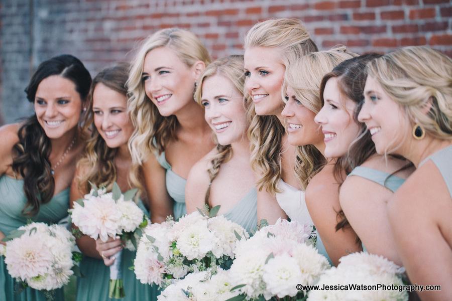 Bridalbliss.com | Portland Wedding | Oregon Event Planning and Design | Jessica Watson Photography | Zest Floral