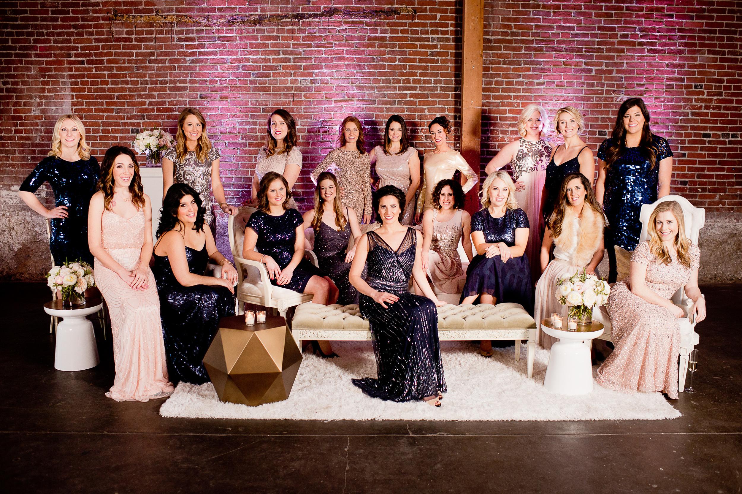 Bridalbliss.com | Portland Seattle Bend Wedding Planners | Mosca Studio