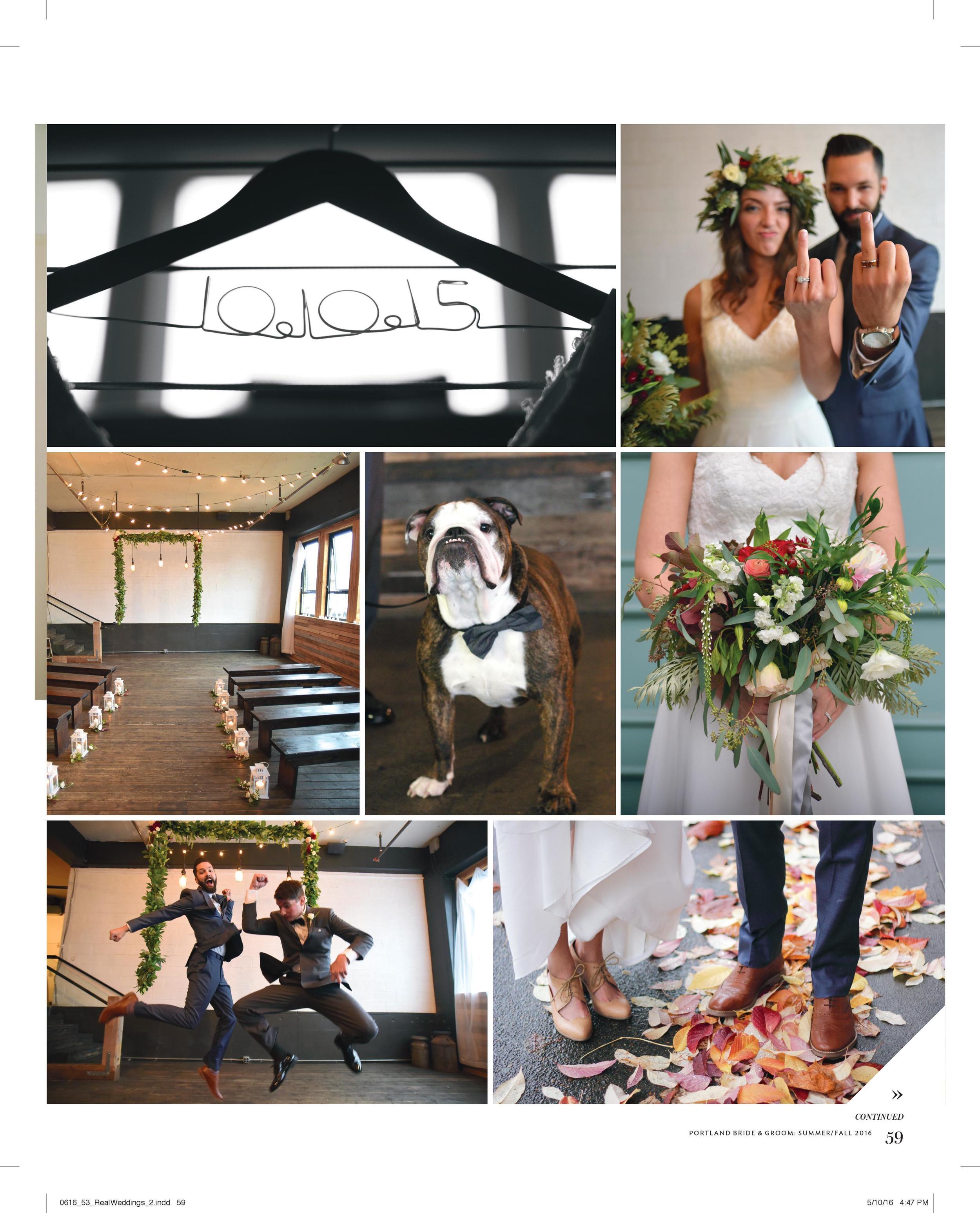 Bridalbliss.com | Portland Wedding Planner | Oregon Event Design