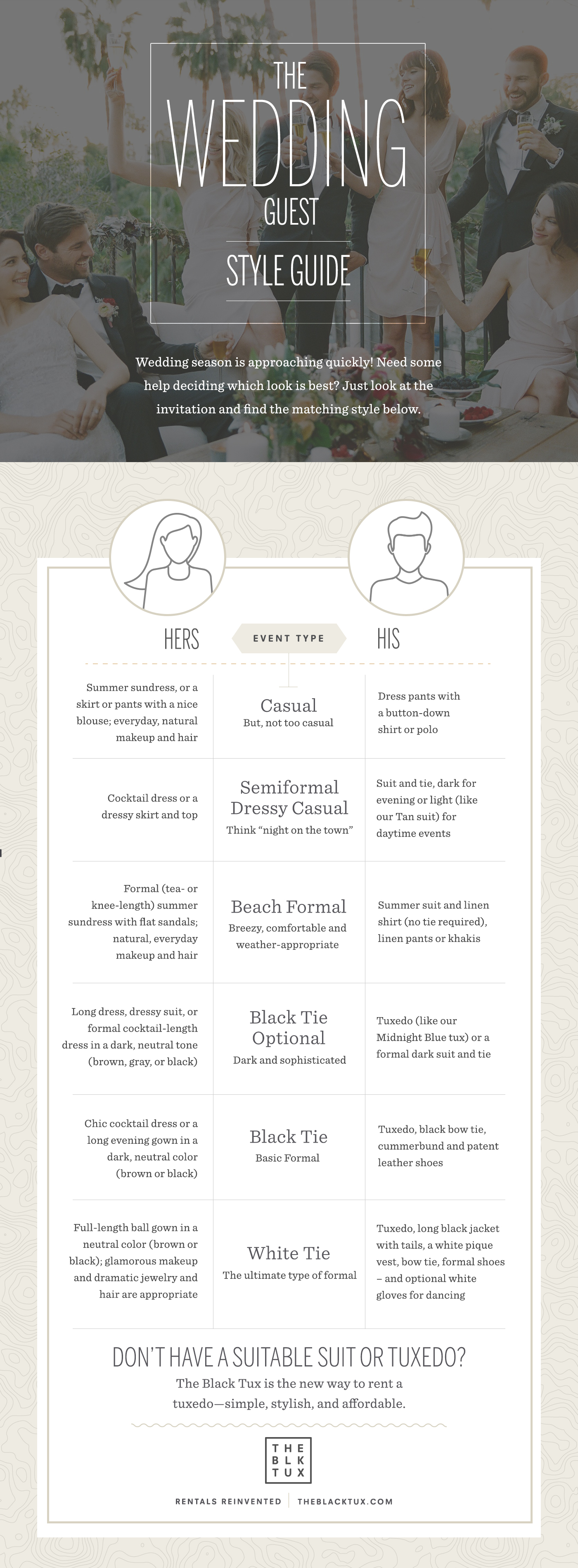 Bridalbliss.com | The Black Tux