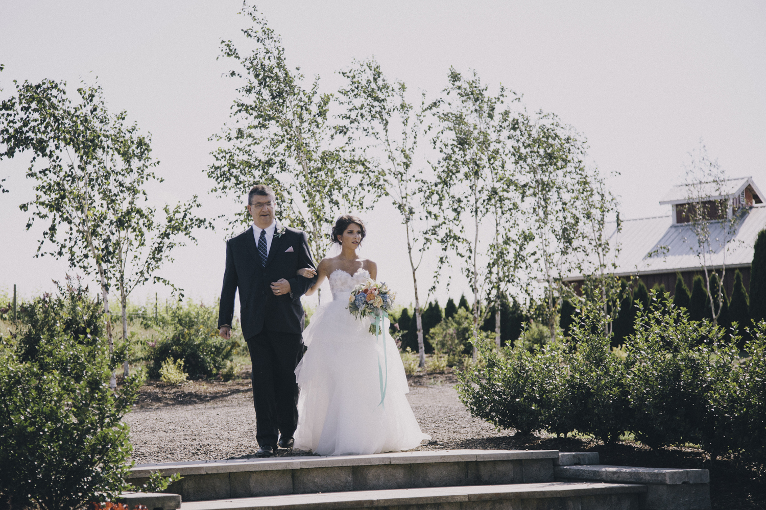 Bridalbliss.com | Portland Wedding | Oregon Event Planning and Design | Kira + Matt Photography | Alpine Productions