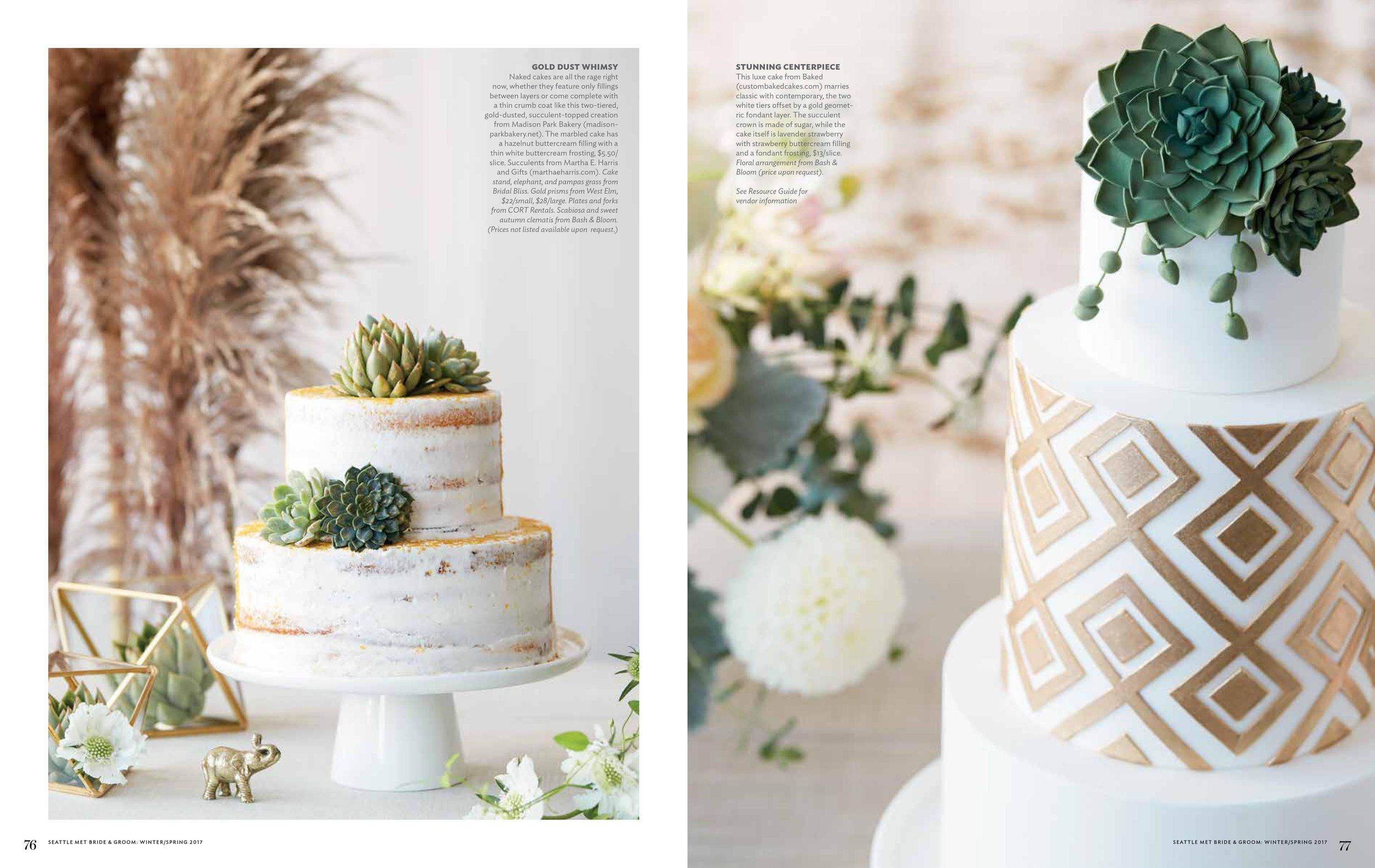 Bridalbliss.com | Seattle Wedding Planner | Washington Event Design