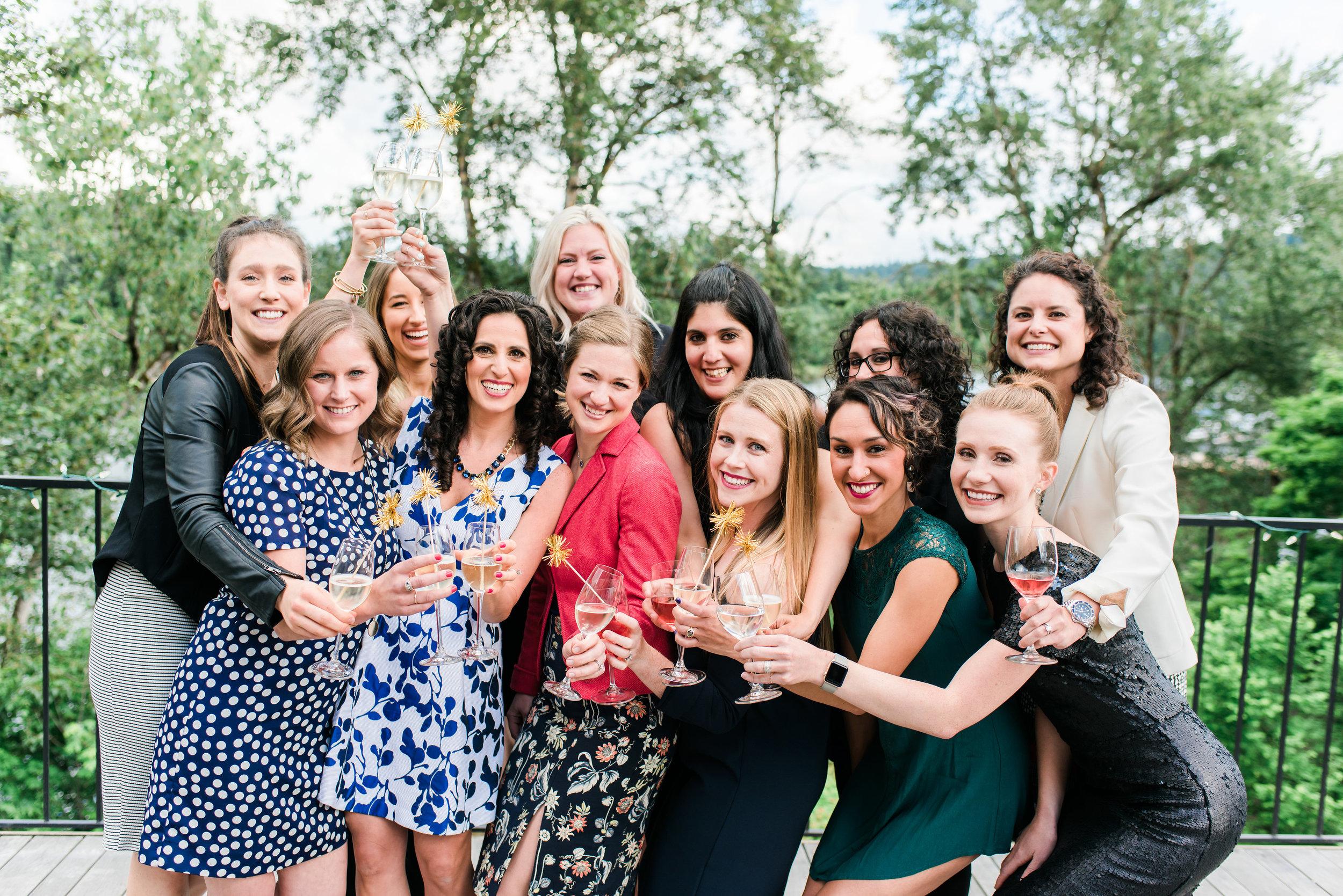 Bridalbliss.com | Portland Seattle Bend Wedding Planning | Oregon Washington Event Design | Deyla Huss Photography