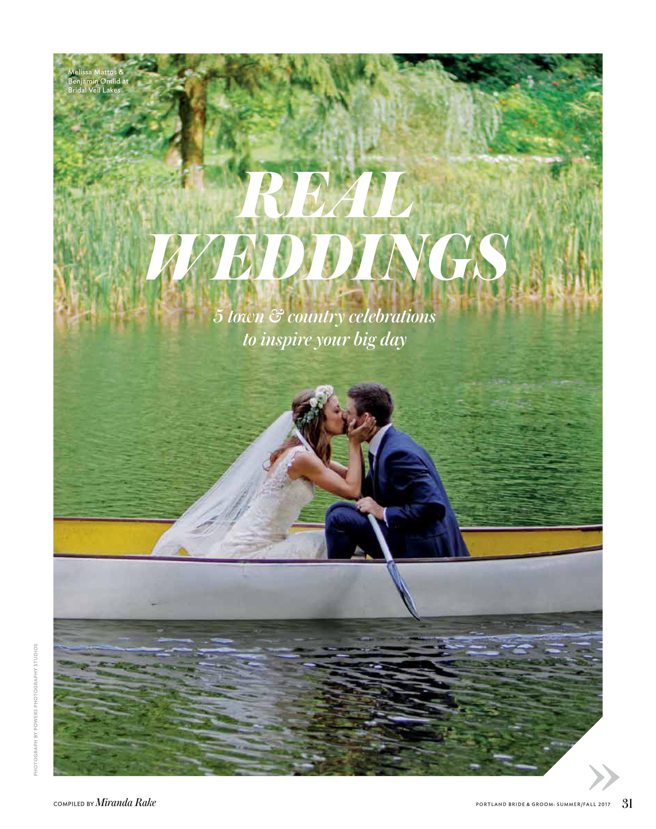 Bridalbliss.com | Gorge Wedding Planner | Oregon Event Design | Powers Studios
