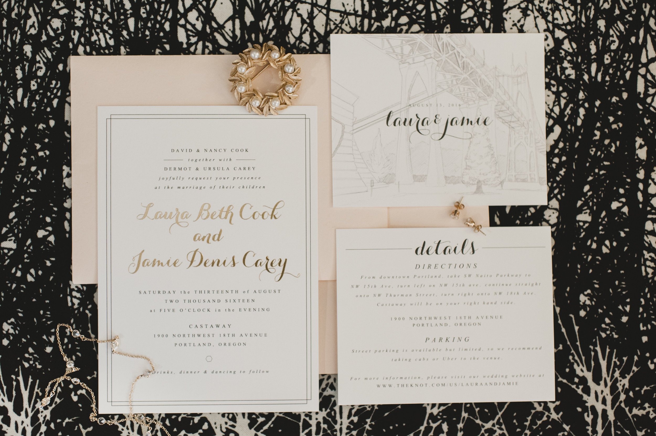 Bridalbliss.com | Portland Wedding Planner | Oregon Event Design | Carina Skrobecki Photography