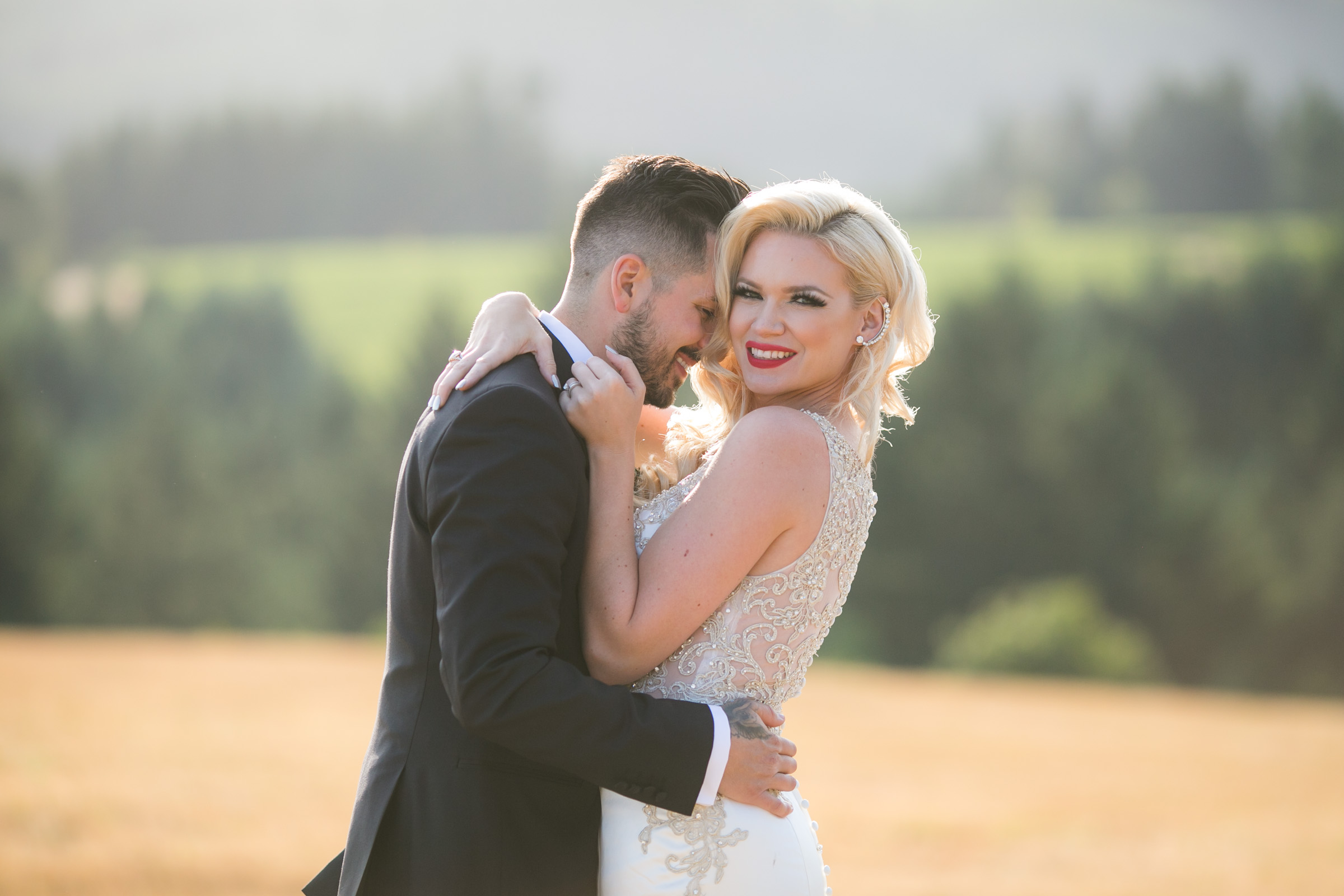 Bridalbliss.com | Portland Wedding | Oregon Event Planning and Design | Dan Rice Photography