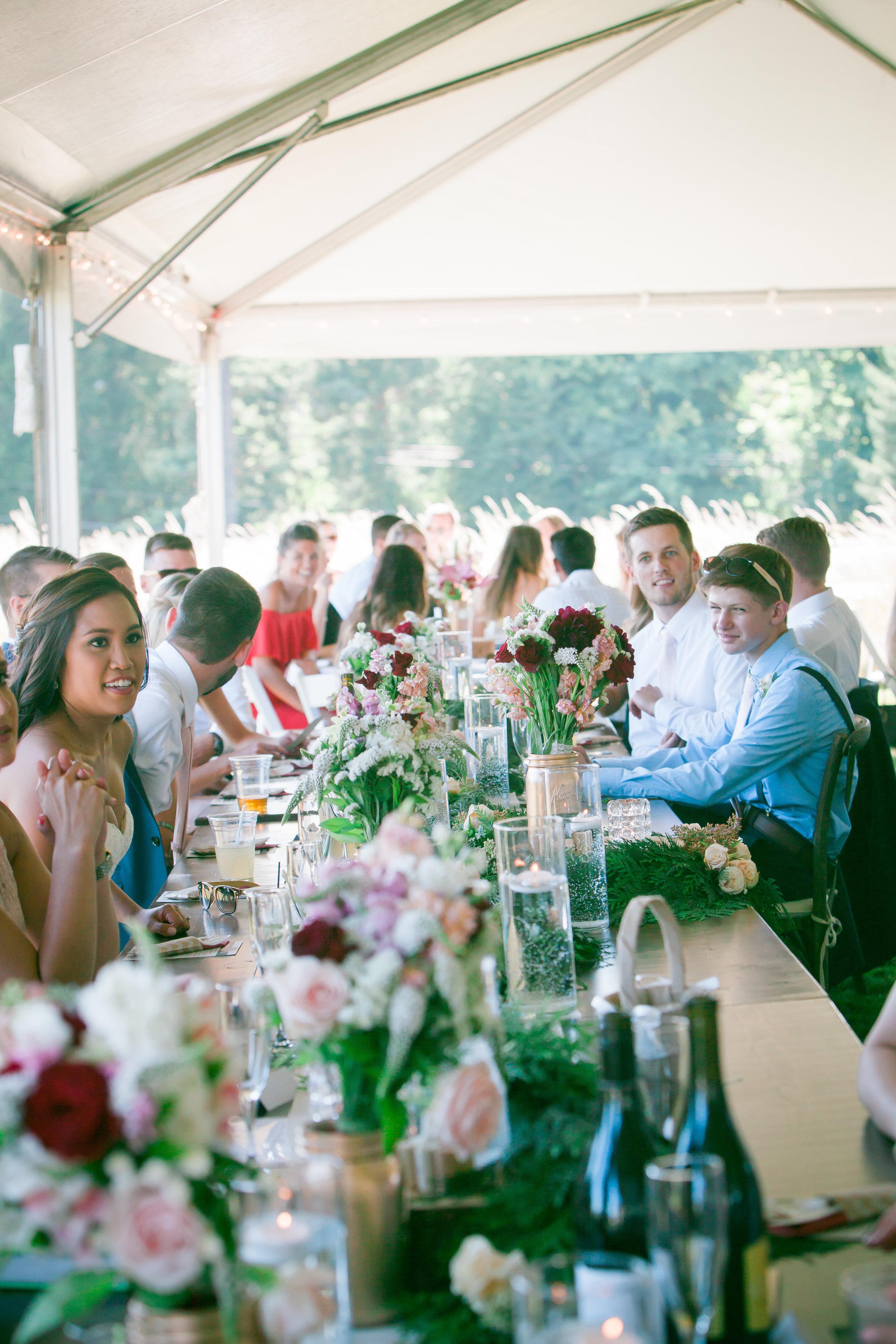 Bridalbliss.com | West Linn Wedding | Oregon Event Planning and Design | MJS Photography