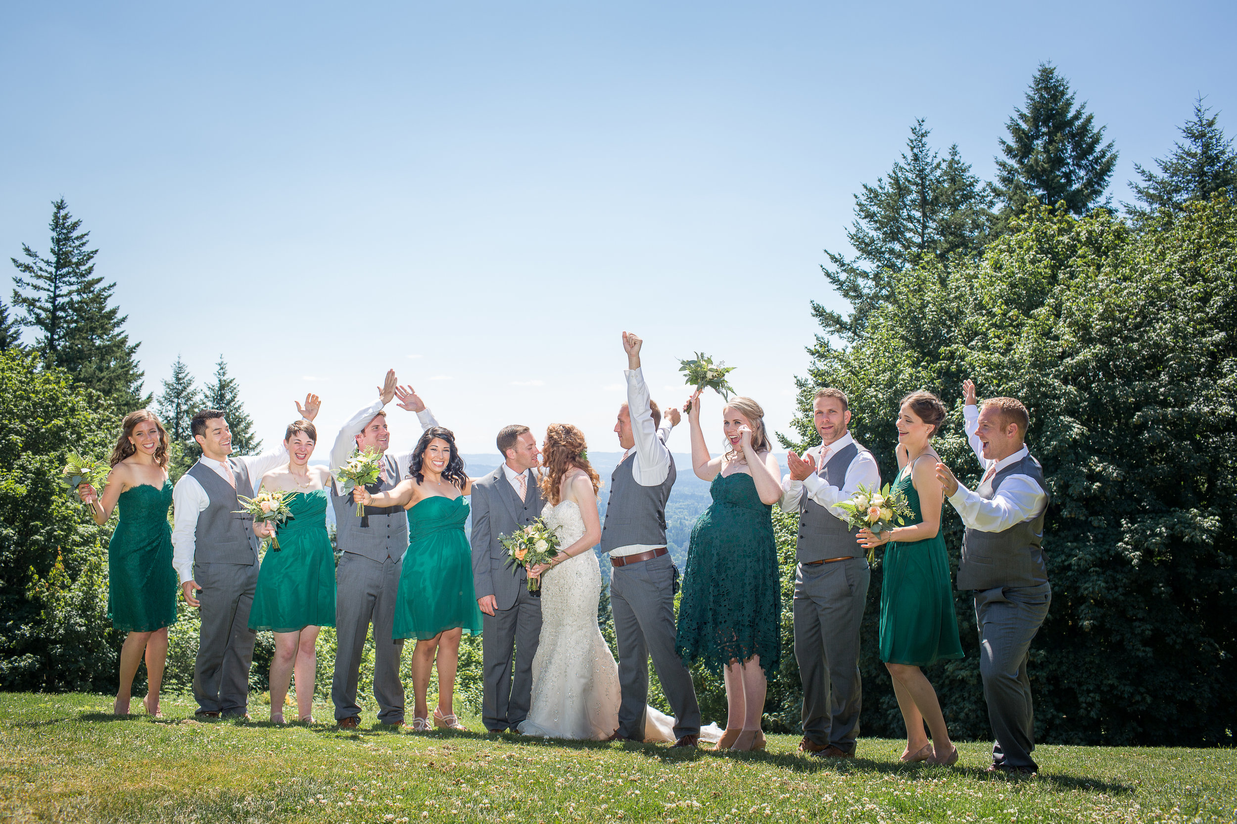 Bridalbliss.com | Portland Wedding | Oregon Event Planning and Design | Emily Hall Photographer
