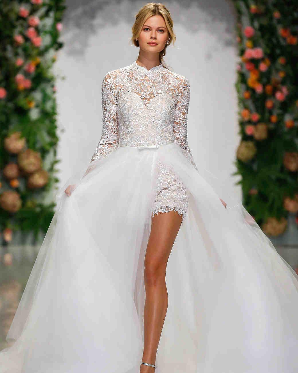 Bridalbliss.com | 2019 Wedding Gown Trends | Madeline Gardner