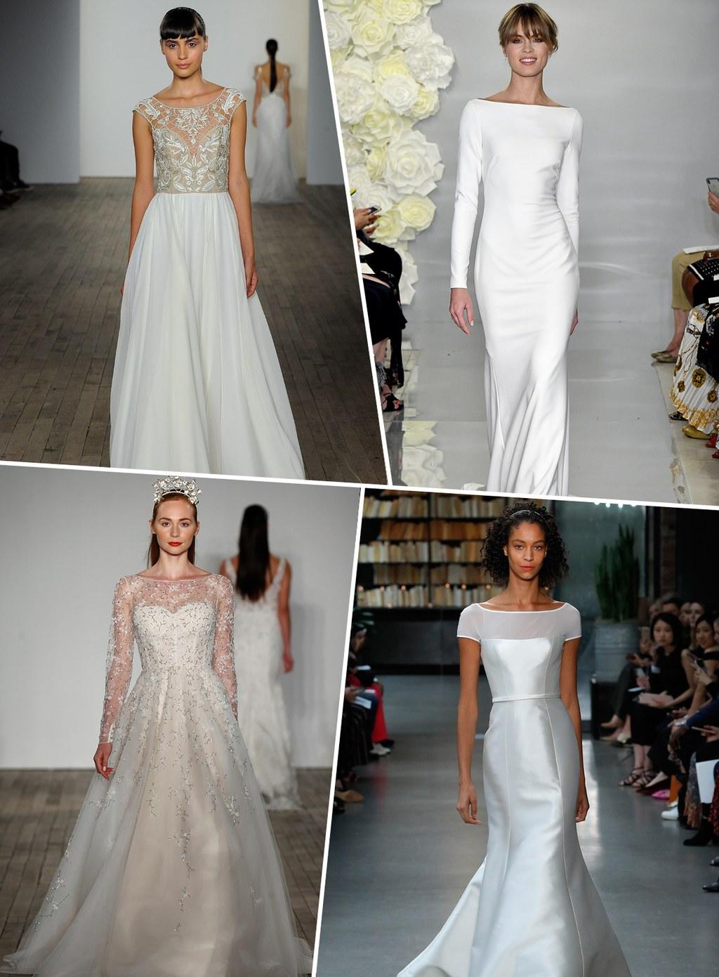 Bridalbliss.com   Bridalbliss.com   2019 Wedding Gown Trends   Martha Stewart Weddings
