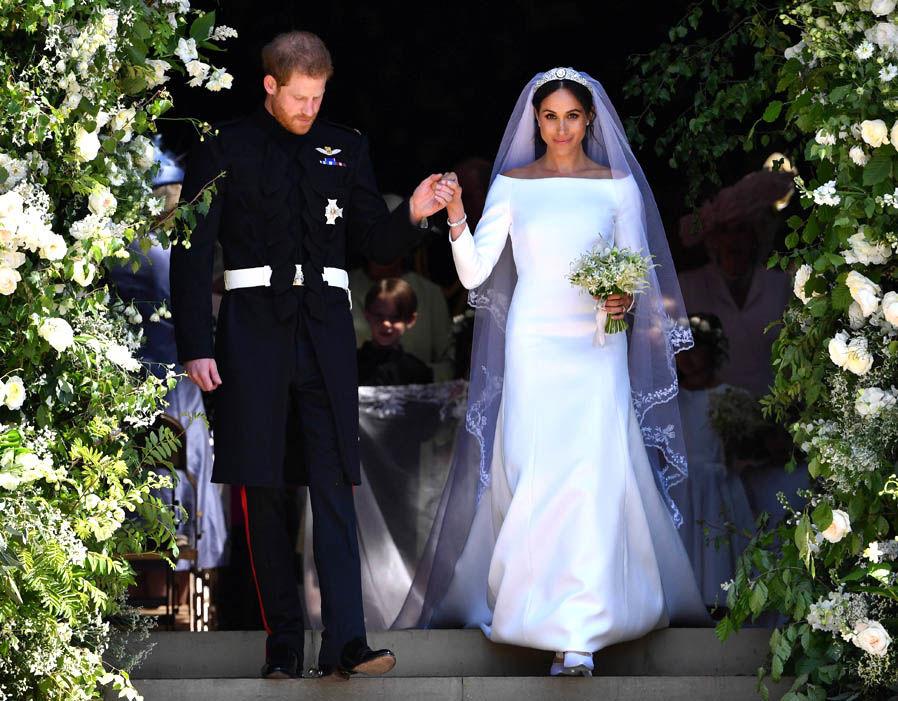 Bridalbliss.com | Bridalbliss.com | 2019 Wedding Gown Trends | Royal Wedding